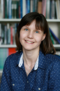 Prof. Dr. Johanna Waters. Foto: Universität Oxford