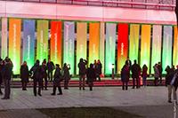 Eine Universität, 13 Fakultäten und die Bielefeld School of Education (BiSEd) feiern eine zentrale Absolventenfeier. Foto: Universität Bielefeld / R. Litera