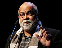 Arjun Appadurai. Foto: Ute Langkafel