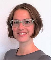 Christa Finkenwirth vom Jungen ZiF. Foto: Christa Finkenwirth
