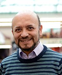Professor Dr. Paulo Astor Soethe. Foto: Universität Bielefeld