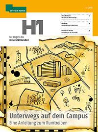 Das Cover der neuen H1-Ausgabe