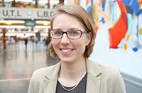 Dr. Julia Gorges. Foto: Universität Bielefeld
