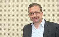Prof. Dr. Frank Riedel ist einer der Tagungsleiter. Foto: Universität Bielefeld
