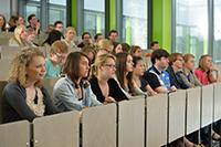 Noch einige freie Plätze bei den Info-Wochen in der Universität.Foto: Universität Bielefeld