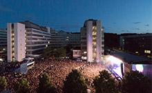 Campus Festival Gelände