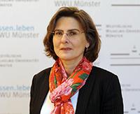 Prof. Dr. Barbara Stollberg-Rilinger, Münster. Foto: Westf. Wilhelms-Universität Münster, Peter Grewer