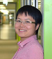 Professorin Dr. Minh Nguyen. Foto: Universität Bielefeld
