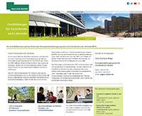Neues Portal des Personalentwicklungsprogramms ist online.