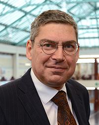 Prof. Dr. Kai Kauffmann Foto: Universiät Bielefeld