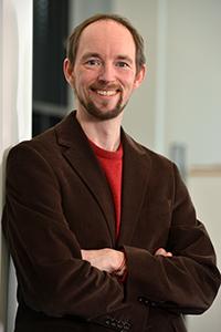 Dr. Thomas Hermann forscht am CITEC zu intelligenten Umgebungen.  Foto: CITEC/Universität Bielefeld