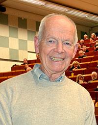 Prof. Dr. Ludwig Huber. Foto: Universität Bielefeld