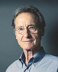 Bernhard Schlink war in den 70er Jahren an der Universität Bielefeld tätig. Foto: Alberto Venzago/Diogenes Verlag