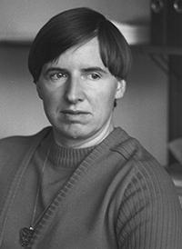 Prof. Dr. Elisabeth Gülich, 1981. Foto: Universität Bielefeld/Seutter