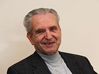 Prof. Dr. Helmut Skowronek, ehemaliger Rektor der Universität Bielefeld.  Foto: Universität Bielefeld