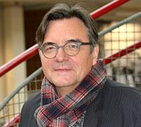 Prof. Dr. Klaus-Michael Bogdal Foto: Universität Bielefeld