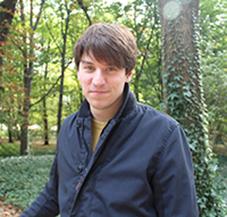 Mathematiker Dr. Dawid Kielak erhält einen ERC Starting Grant.  Foto: Magdalena Kielak