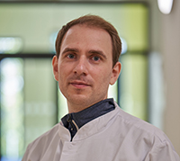 Physicist Andreas Markwirth of the Biomolecular Physics Working Group is the lead author of the study. Photo: Bielefeld University/A. Markwirth