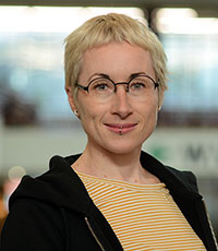 Juniorprof. Dr. Gigi Adair, Foto: Universität Bielefeld