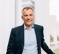 Rektor Prof. Dr.-Ing. Gerhard Sagerer, Foto: Universität Bielefeld/ M. Adamski