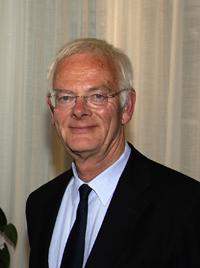 Karl Hermann Huvendick, ehemaliger Kanzler der Universität Bielefeld