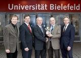 Universität Bielefeld erhält