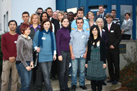 Stipendiaten des Studienfonds OWL. Bildnachweis: Studienfonds OWL