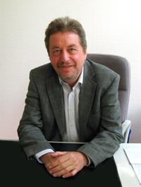 Professor Dr. Hans Joas, Soziologe, bekommt den Bielefelder Wissenschaftspreis 2010 verliehen.