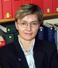Professorin Dr. Ulrike Davy