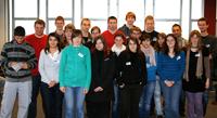 Die neuen Auszubildenden der Universität Bielefeld