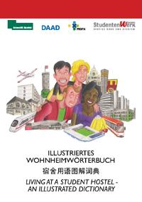 """Das """"Illustrierte mehrsprachige Wohnheimwörterbuch"""" erscheint jetzt bundesweit"""