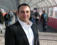 Şenol Keser, neuer Leiter der Geschäftsstelle Bielefeld 2000plus