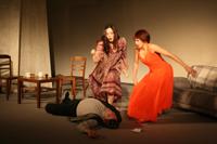 """Am Freitag spielt das Theater Cocuyo """"Die Lachsschaumspeise"""".  Foto: Anna Töws"""