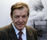Professor Bernd Fischer – nach ihm sind drei mathematische Gruppen benannt.