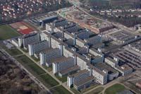 Eine Herausforderung für alle Beteiligten: Mit der Modernisierung des Hauptgebäudes macht sich die Universität Bielefeld fit für die nächsten Generationen von Studierenden.