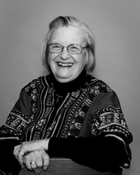 Für Elinor Ostrom waren die Bielefeld-Aufenthalte inspirierend.