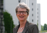 As the first woman president of the international Combustion Institute, Prof. Katharina Kohse-Höinghaus is particularly interested in promoting young female scientists in combustion research.