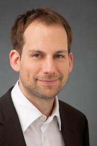 Juniorprofessor Markus Günther erhält den Grotemeyer-Preis.