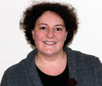 Annika Roth wurde im Bundesinnenministerium ausgezeichnet.
