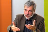 Professor Dr. Martin Carrier. Foto: Simon Herrmann