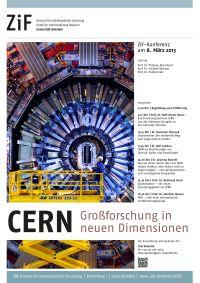Um die Bedeutung von Großforschungsprojekten geht es im März im Bielefelder Zentrum für interdisziplinäre Forschung.