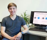 In seiner Masterarbeit an der Universität Bielefeld hat sich Thomas Berkemeier mit Schwebeteilchen in der Luft beschäftigt.