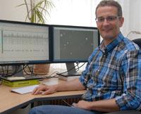 Hunderttausende Rechenstunden waren nötig, bis Dr. Alexander Sczyrba von der Universität Bielefeld den Stammbaum der neu erforschten Mikroben berechnet hatte.