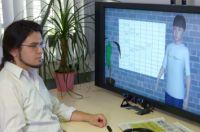 Der Avatar Billie hilft seinen Nutzern, Termine in einen elektronischen Kalender einzutragen. Foto: Universität Bielefeld