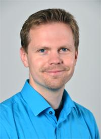 Dr. Christian Kandler forscht zu Persönlichkeitsentwicklung in unterschiedlichen Lebensstadien. Foto: Universität Bielefeld