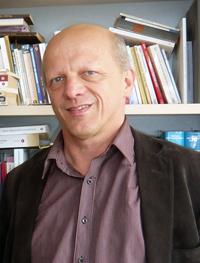 Prof. Dr. Uwe Koreik entwickelte das Konzept für das Sprachenzentrum der Türkisch-Deutschen Universität.