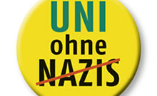 Button Uni ohne Nazis