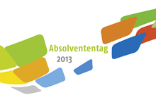 Logo Absolvententag 2013