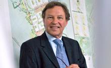 Kanzler der Universität Bielefeld Hans-Jürgen Simm