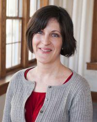 Die Sozialrobotik-Forscherin Selma Šabanović ist derzeit als Gender-Gastprofessorin am Exzellenzcluster CITEC der Universität Bielefeld. Foto: Indiana University